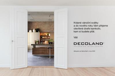 Opětovné uzavření showroomů Decoland a BoConcept