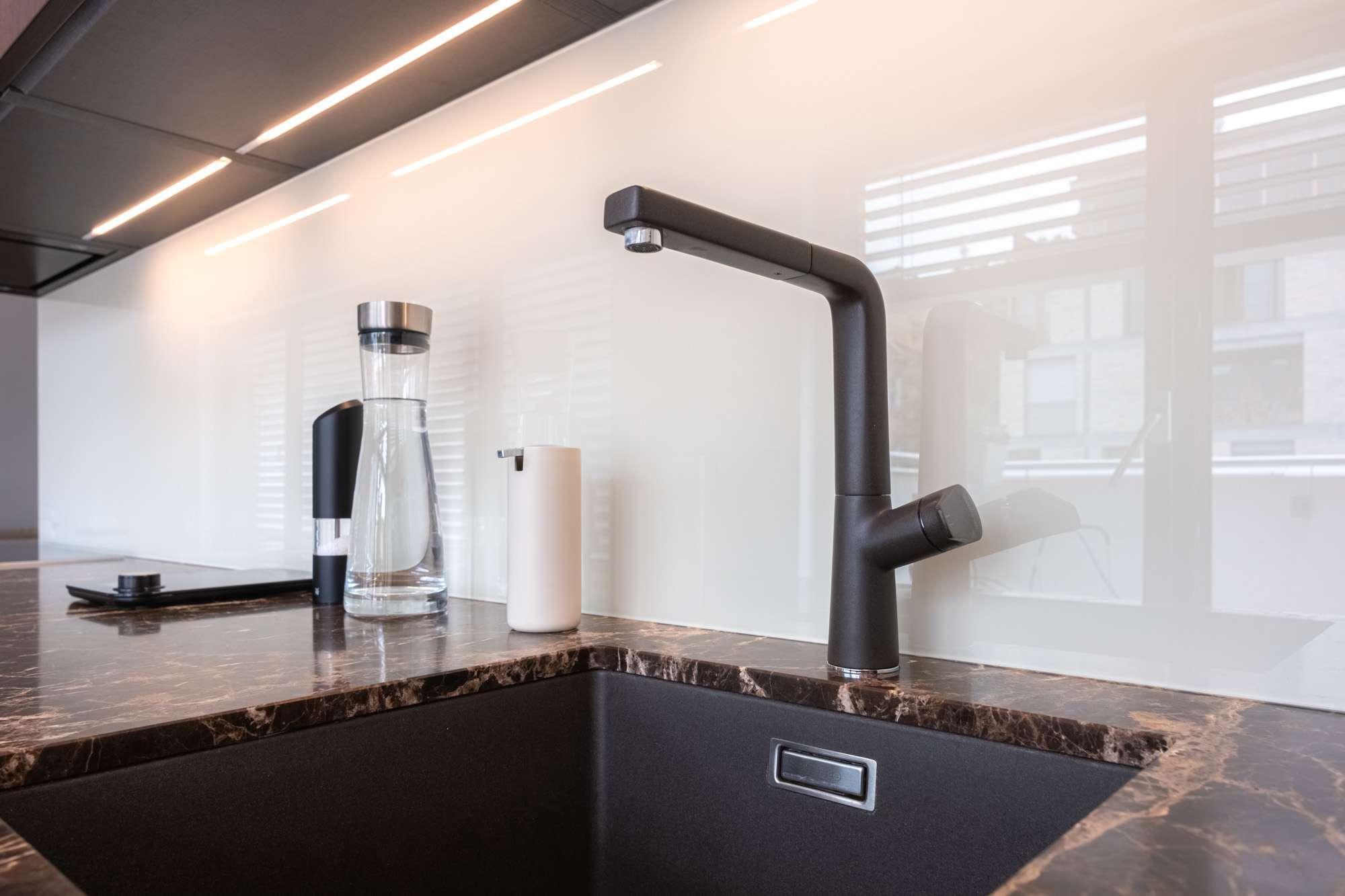 Designový interiér z Decolandu | Realizace kuchyně Scavolini
