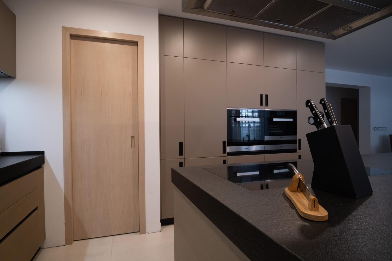 Kuchyně Scavolini | Návrh interiéru z Decolandu
