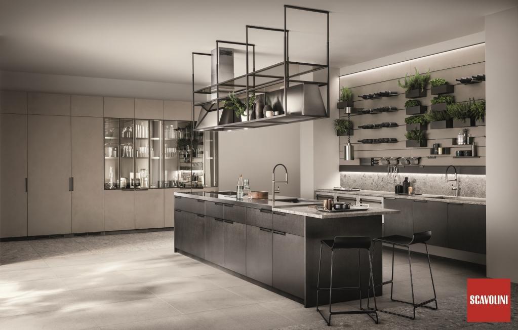 Kuchyňská linka Scavolini - Mia | Kuchyňské studio Decoland