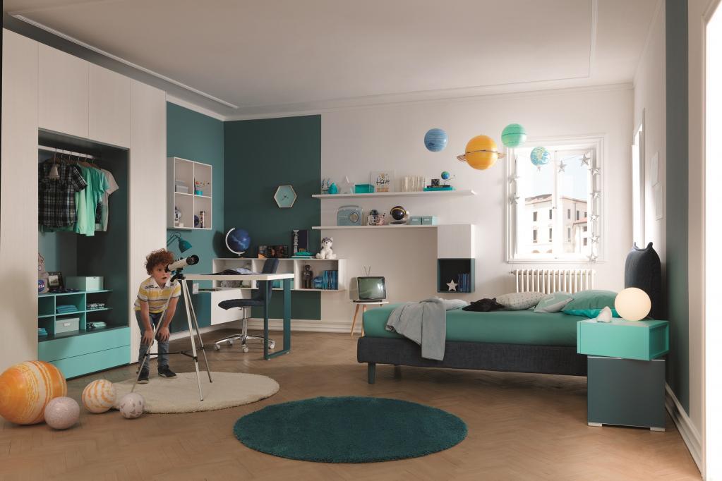 Dětský nábytek Moretti Compact