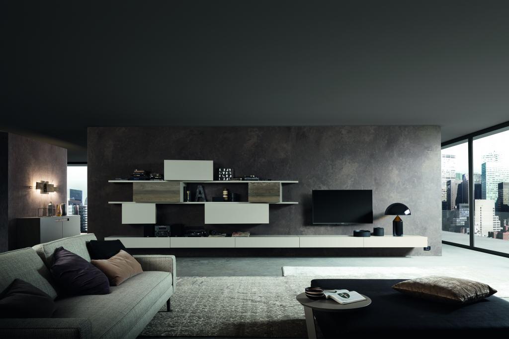 Luxusní obývací pokoje Presotto Italia