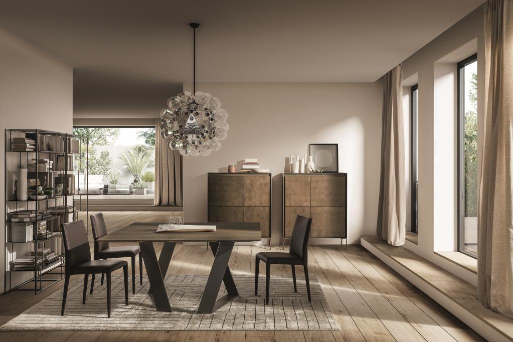 Stylový stůl Presotto Italia