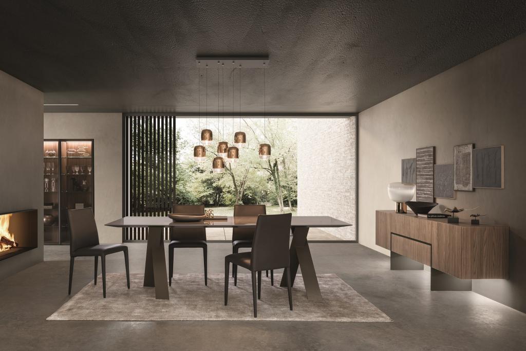 Designové stoly a židle Presotto Italia