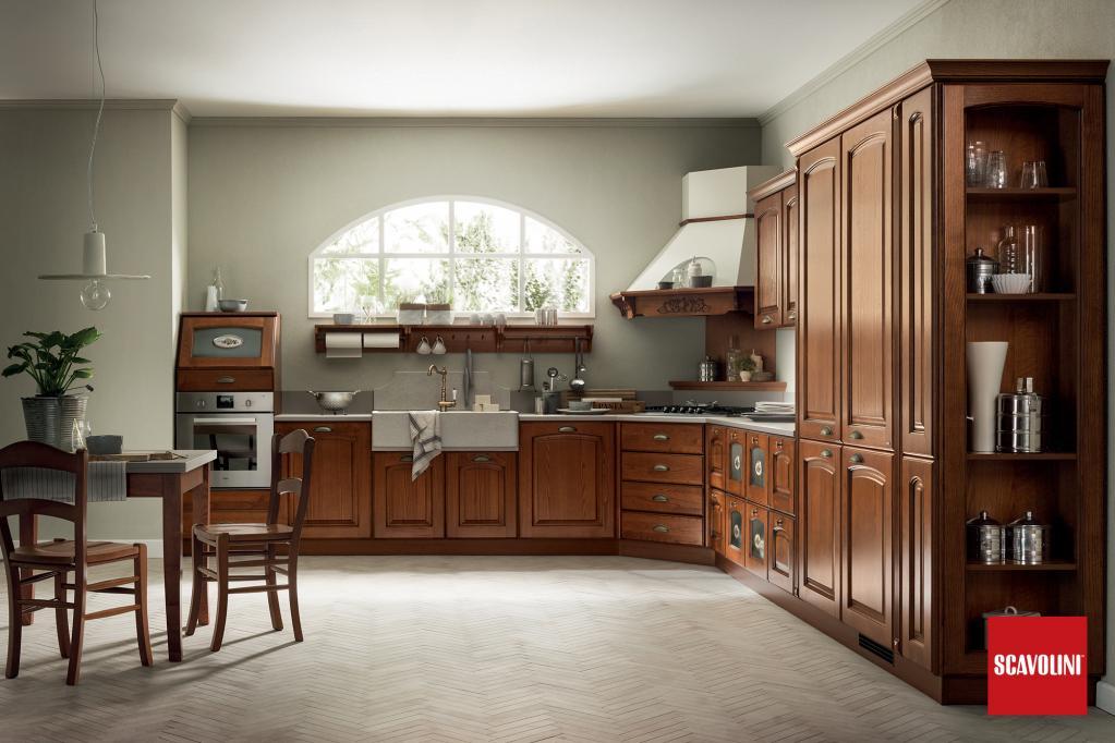 Kuchyňská linka Scavolini  | Návrh interiéru z Decolandu