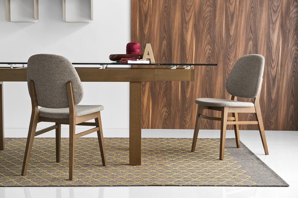 Calligaris praktický stůl s židlemi