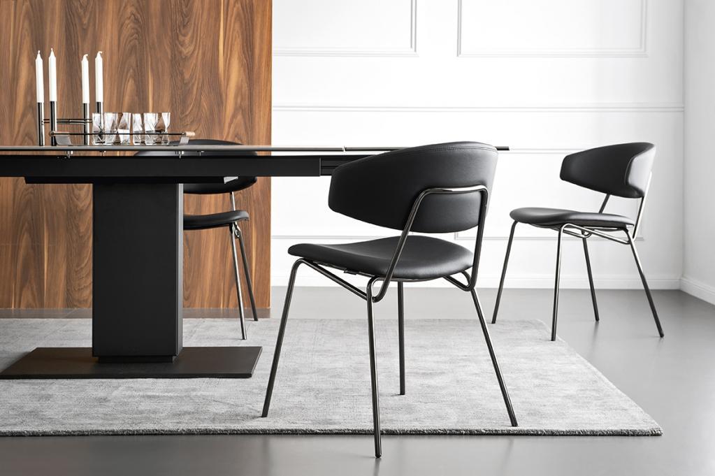 Moderní jídelní nábytek značky Calligaris