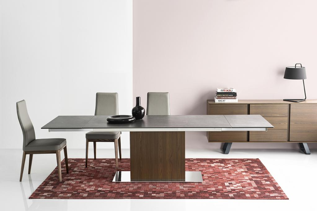 Designový stůl a židle Calligaris