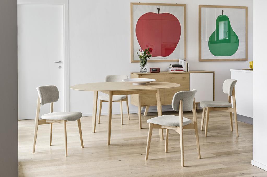 Dřevěný jídelní nábytek Calligaris