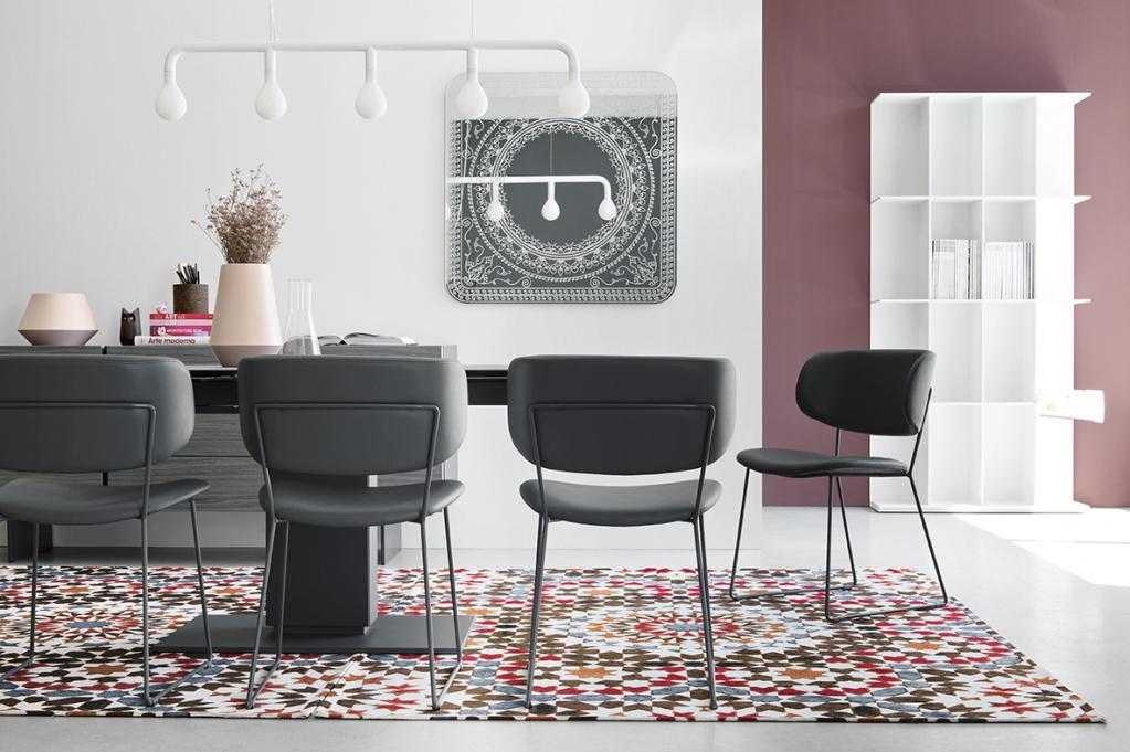 Stylové kuchyňské židle