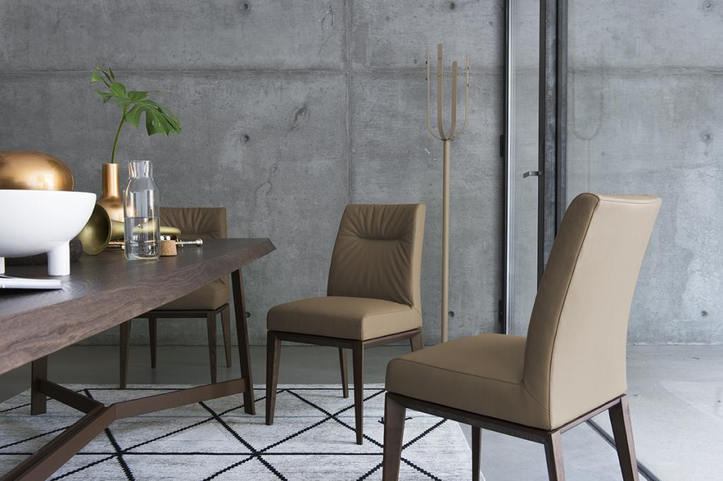 Pohodlné židle Calligaris