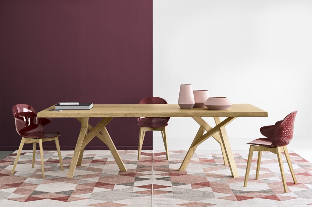 Designový dřevěný nábytek