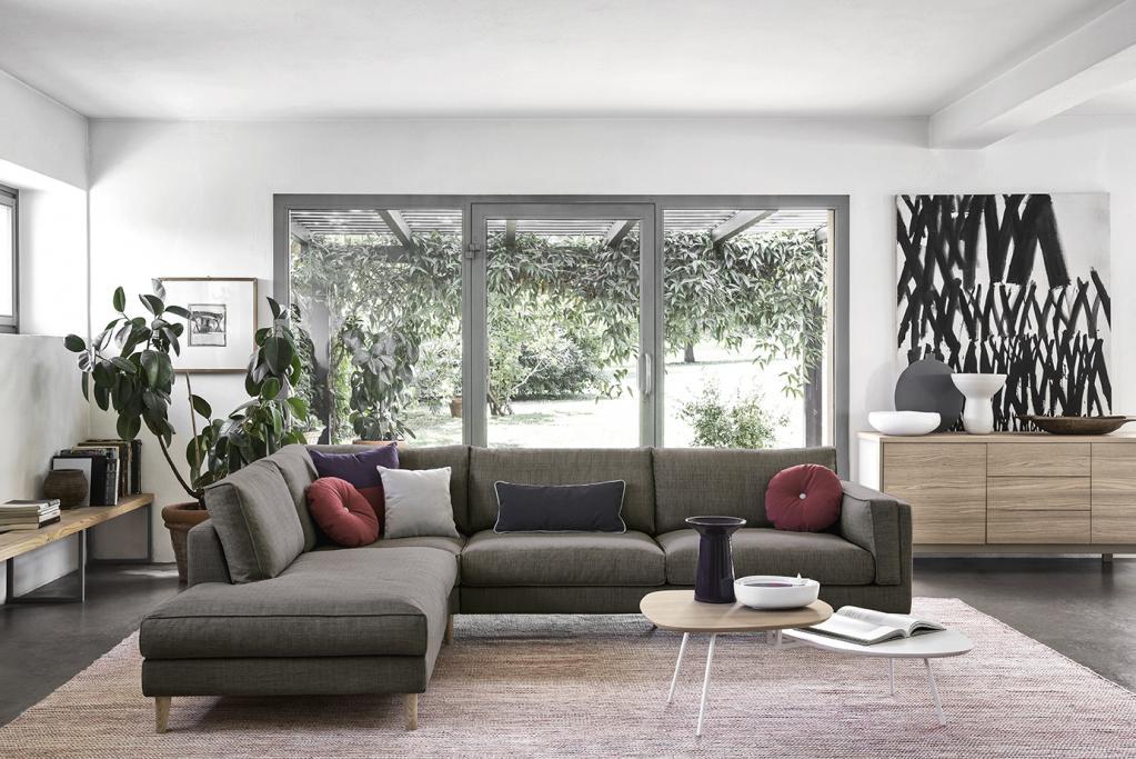 Designové obývací pokoje