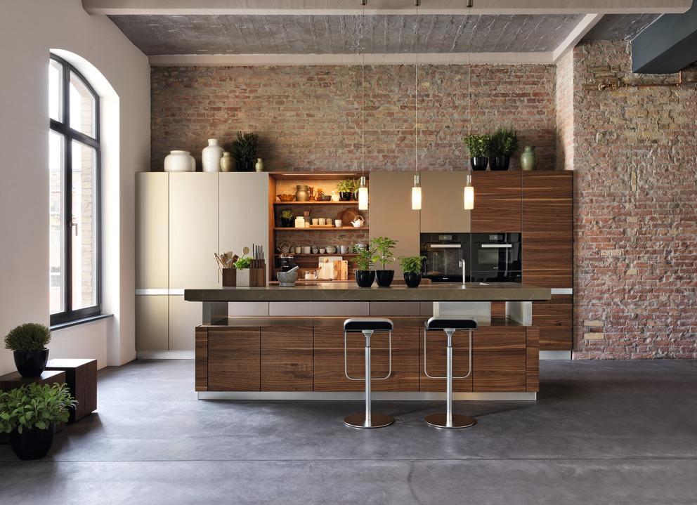 Kuchyňská linka K7 od Team 7  | Moderní kuchyně z Decolandu