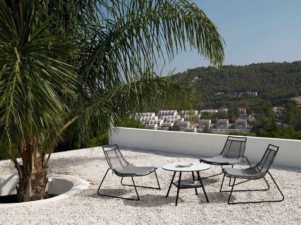 BoConcept venkovní nábytek - sestava z kolekce Elba