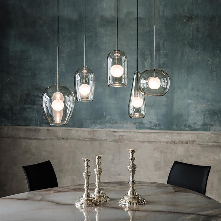 Originální stropní osvětlení