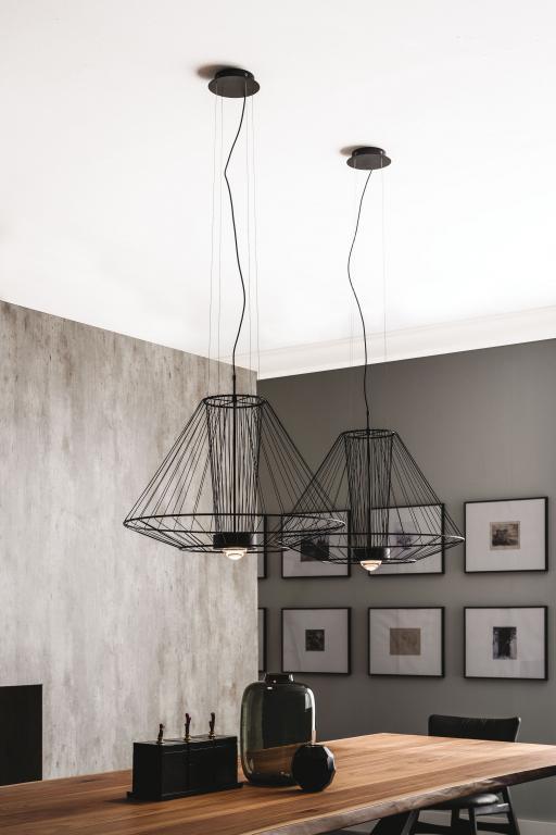 Moderní stropní světlo