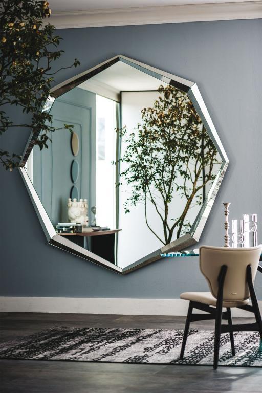 Moderní zrcadlo Cattelan Italia