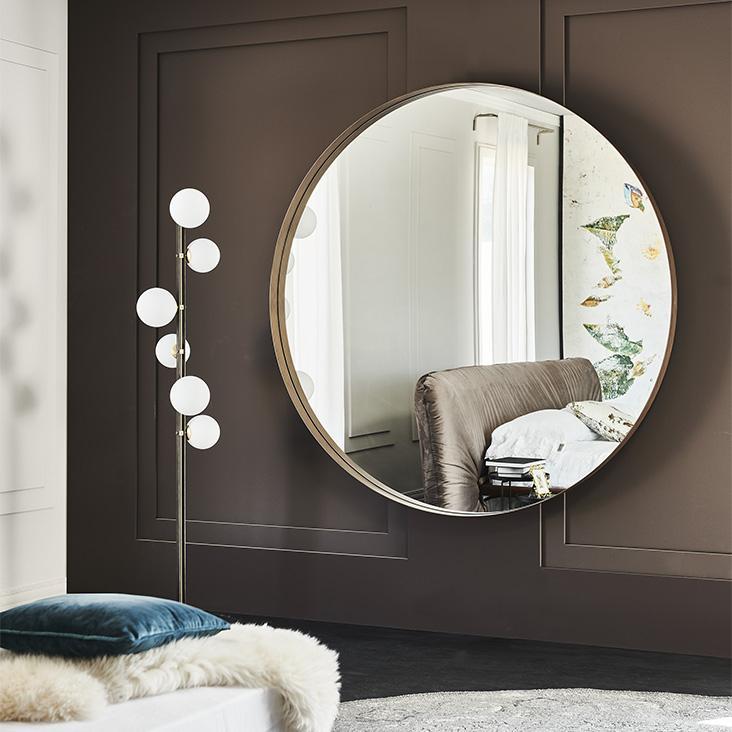 Kulaté zrcadlo Cattelan Italia