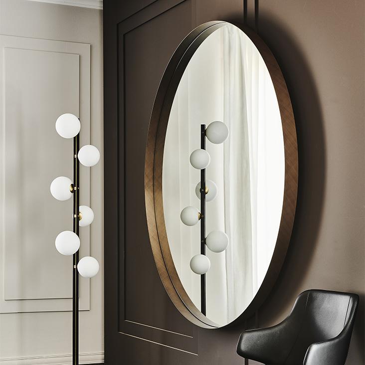 Elegantní zrcadlo Cattelan Italia