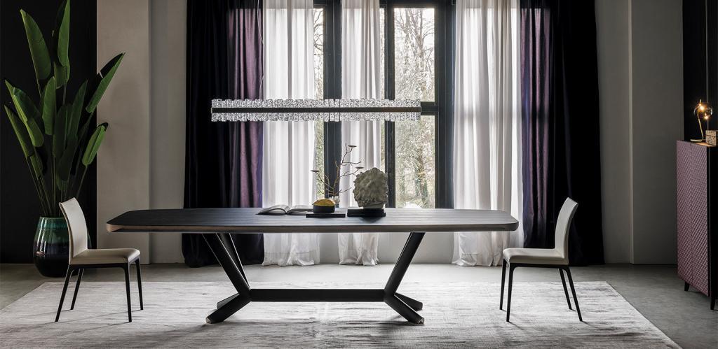Židle a stůl Cattelan Italia