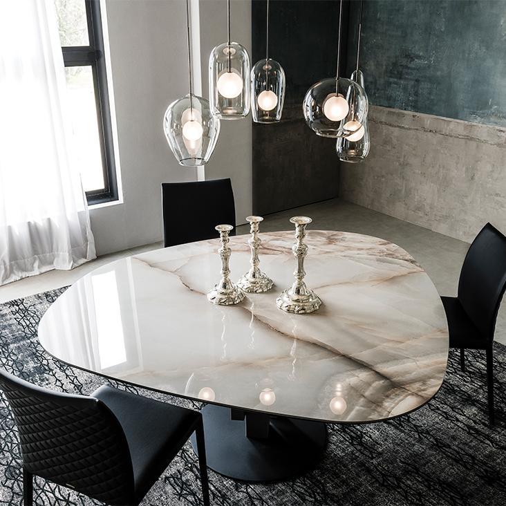 Mramorový stůl Cattelan Italia
