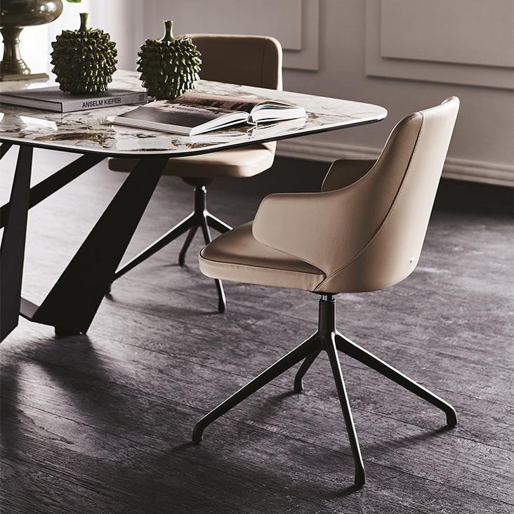 Stylová konferenční židle Cattelan Italia