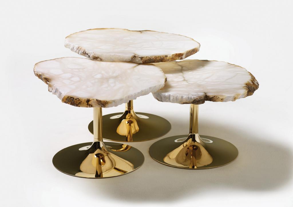 Luxusní stolky