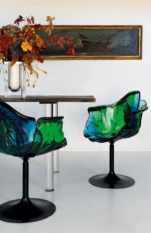 Designové židle Edra