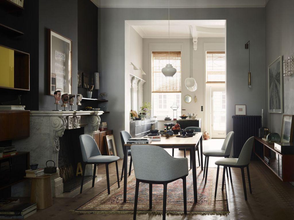 Židle a stůl Vitra