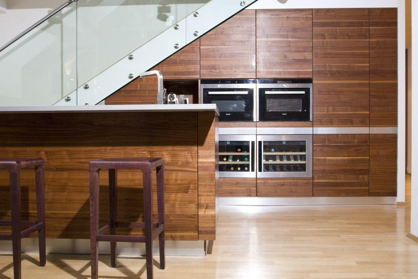 Kuchyně Team 7 - pod schody