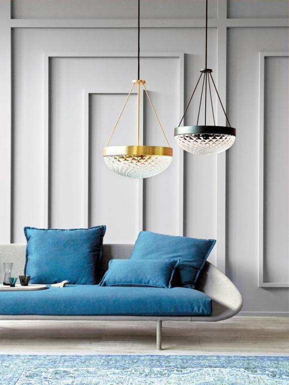Osvětlení Rays od MM Lampadari https://www.mmlampadari.com/en/products/contemporary-style/chandeliers/rays/