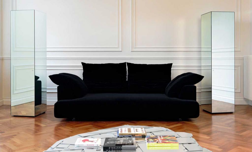 Luxusní sedačka Edra
