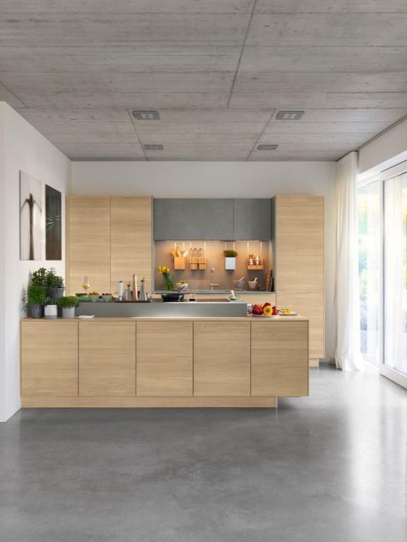 Kuchyňská linka Filigno od Team 7 | Moderní kuchyně z Decolandu