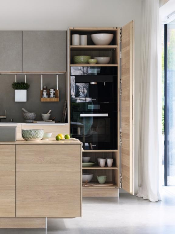Kuchyňská linka Filigno od Team 7| Moderní kuchyně z Decolandu