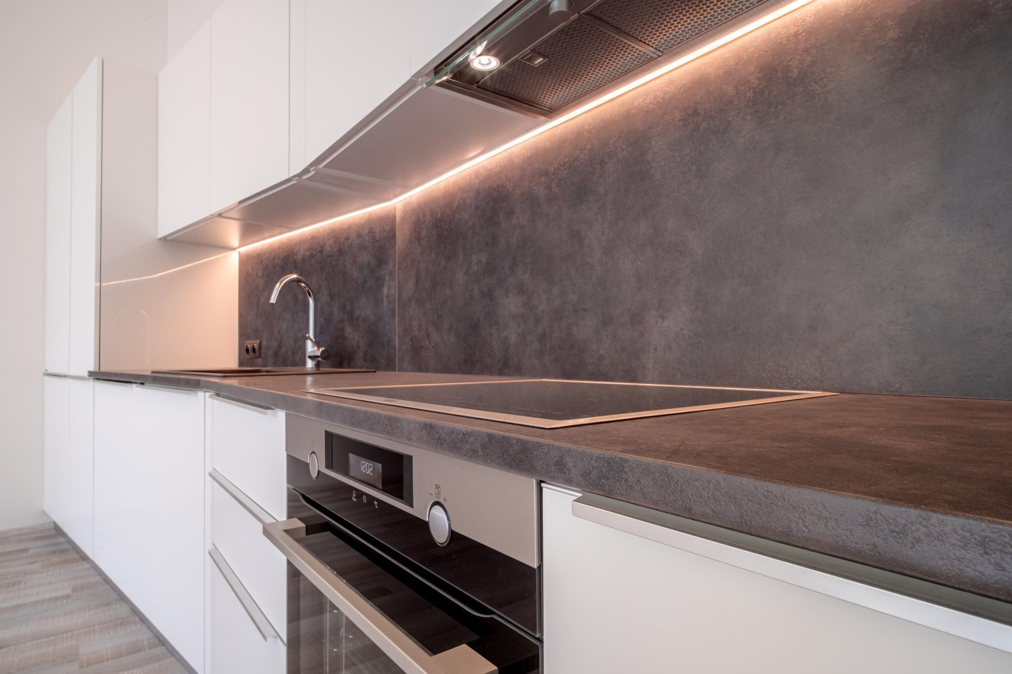 Luxusní kuchyně Scavolini