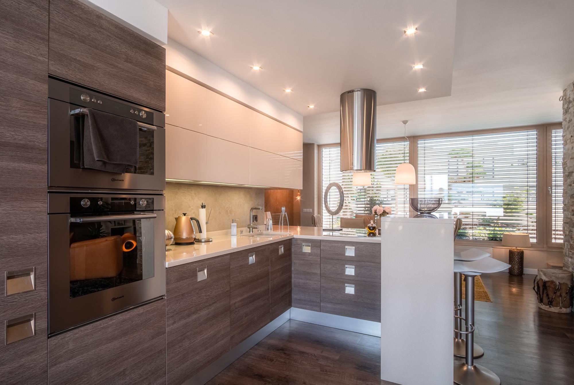 Designový interiér z DECOLANDU | Luxusní kuchyně