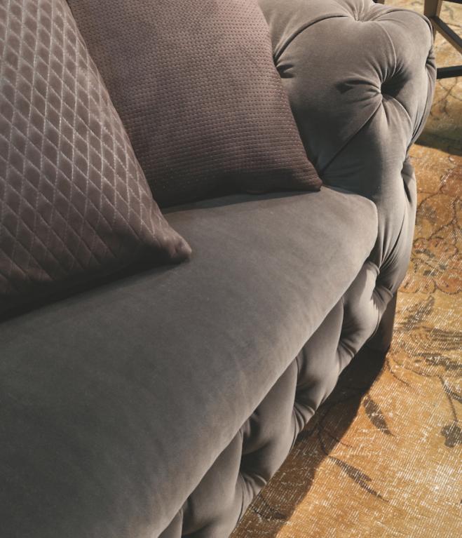 Luxusní sedačka Selva