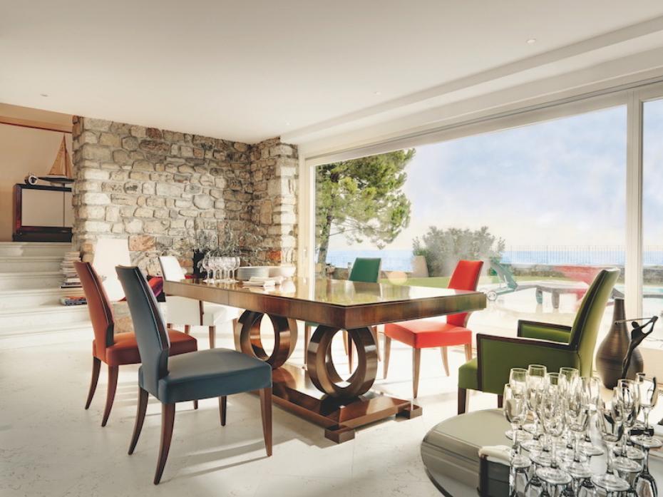 Designový jídelní nábytek Selva