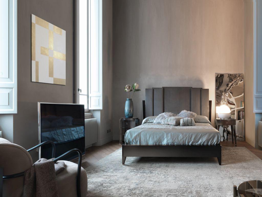 Moderní postel Selva
