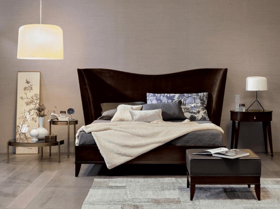 Mohutná postel Selva