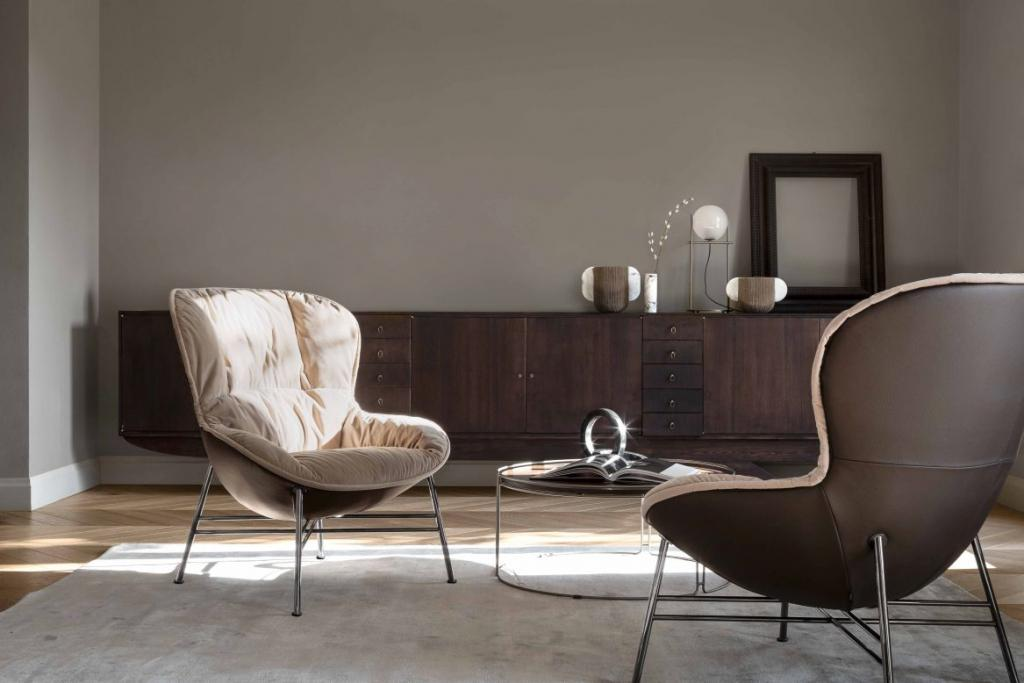 Křesla Softy od Ditre Italia https://www.ditreitalia.com/en/products/armchairs/softy