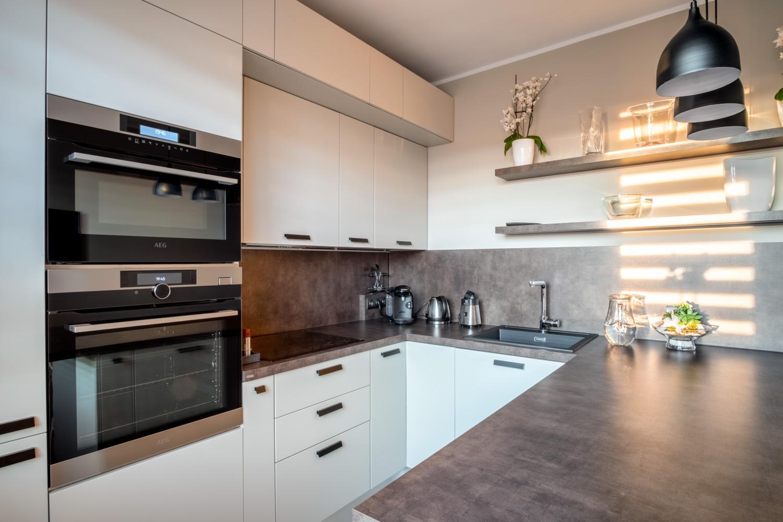 Luxusní kuchyně Scavolini   Designový interiér z Decolandu