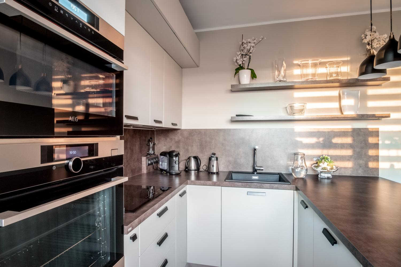 Kuchyně Scavolini   Designový interiér z Decolandu