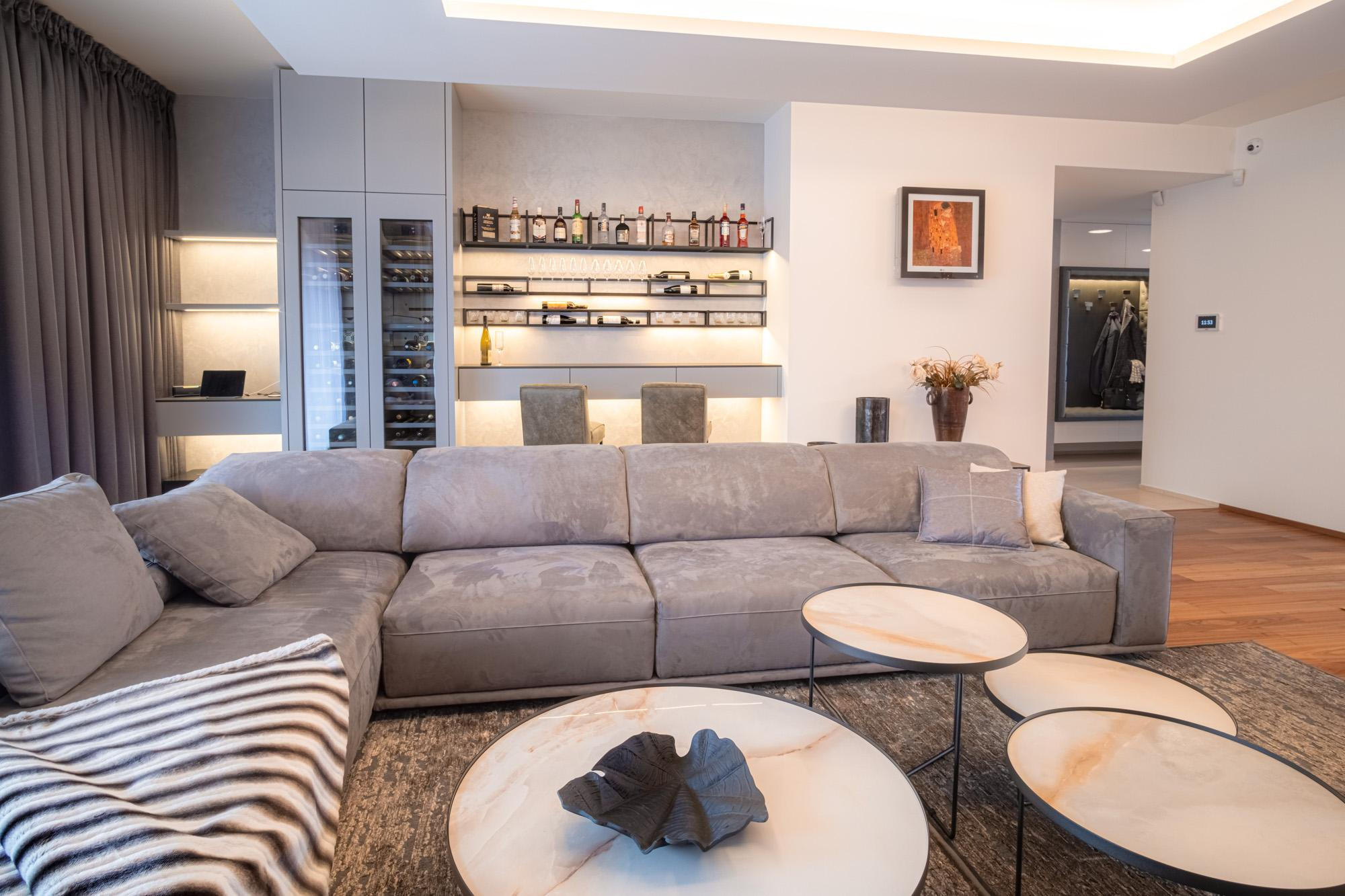 Designový interiér z Decolandu   Designový byt