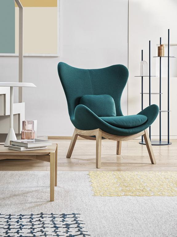 Calligaris stylová židle