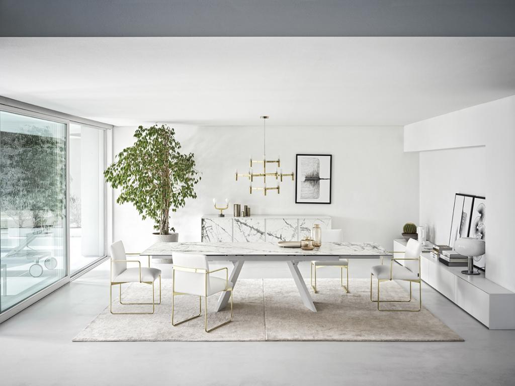 Luxusní jídelní nábytek