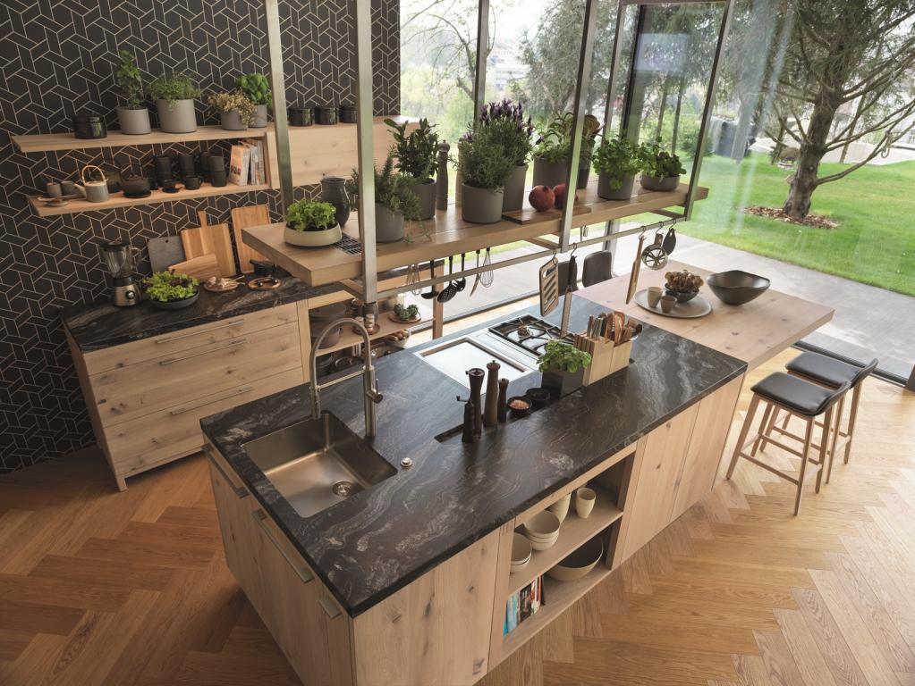 Kuchyňská linka LOFT od Team 7  | Kuchyňské studio Decoland