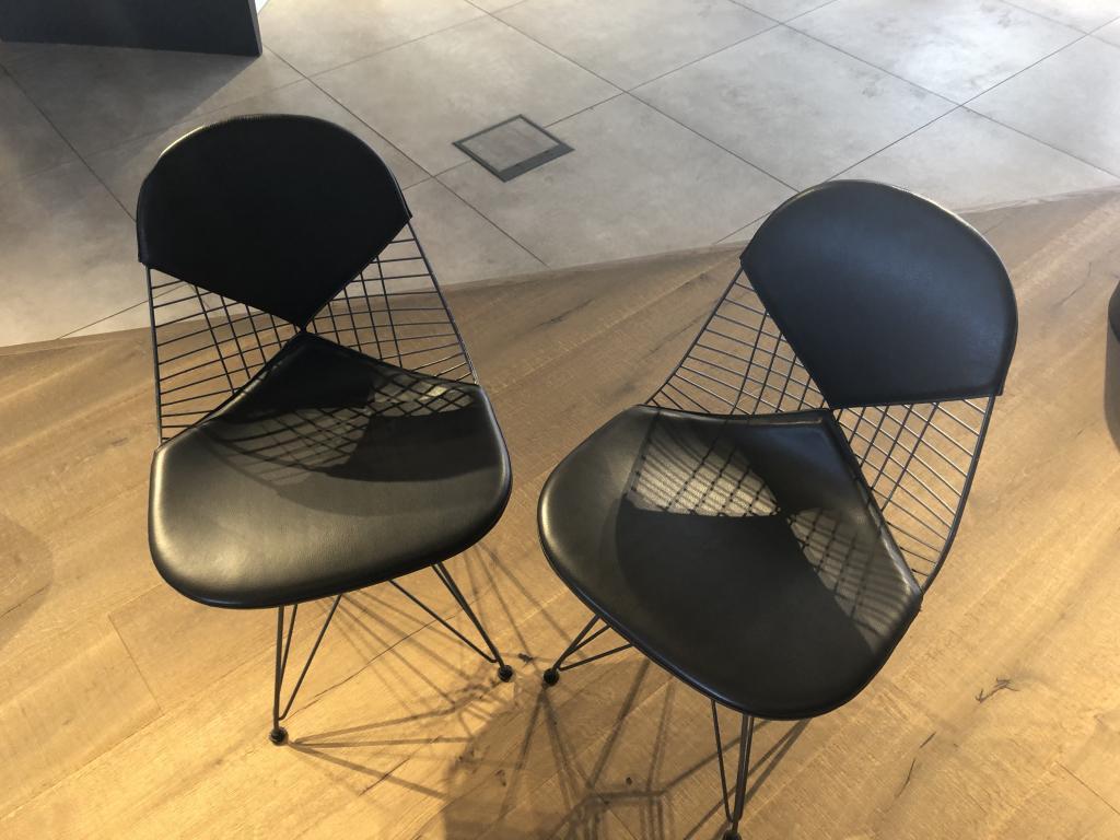 VITRA židle DKR