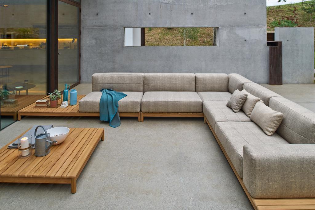 Sofa Barcode Varaschin